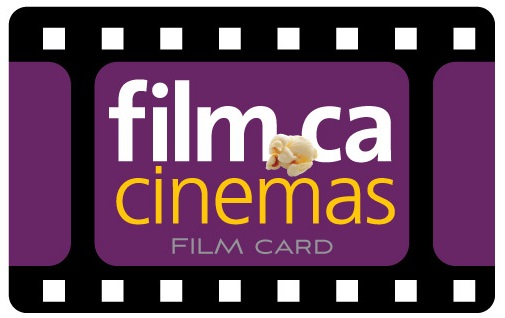 Get your Film.ca Film Card!